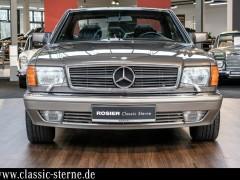 Mercedes Benz 560  SEC C126   ein Traum mit nur 51.000 km